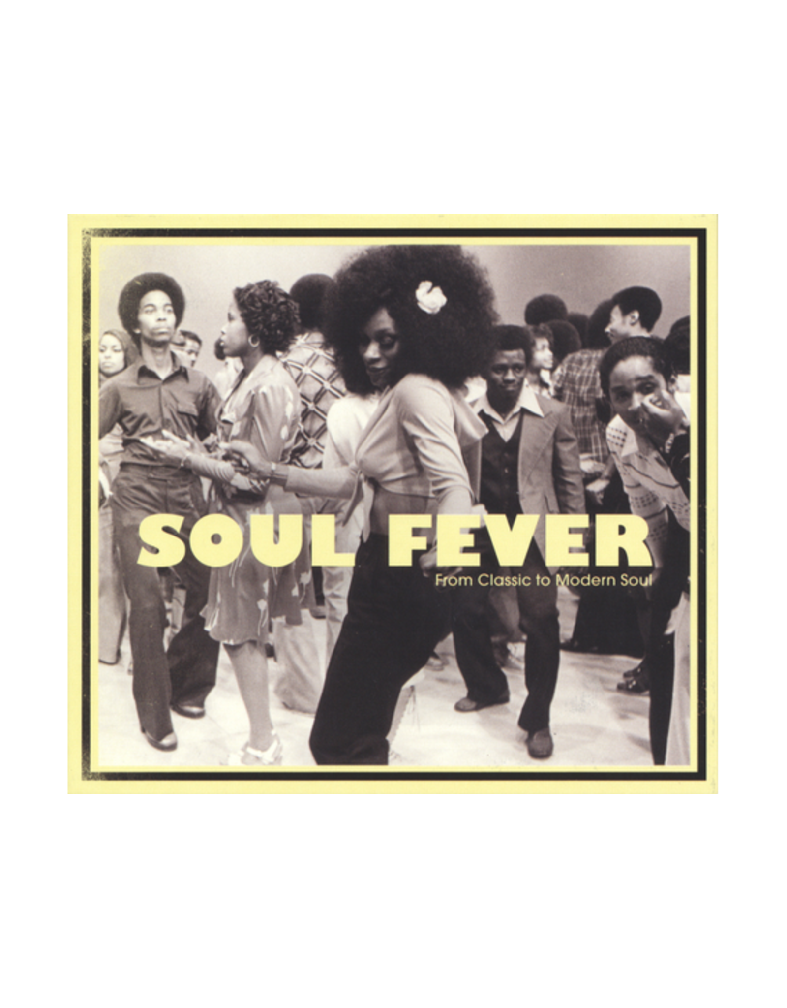 V/A - Soul Fever  From Classic To Modern Soul 4 CD
