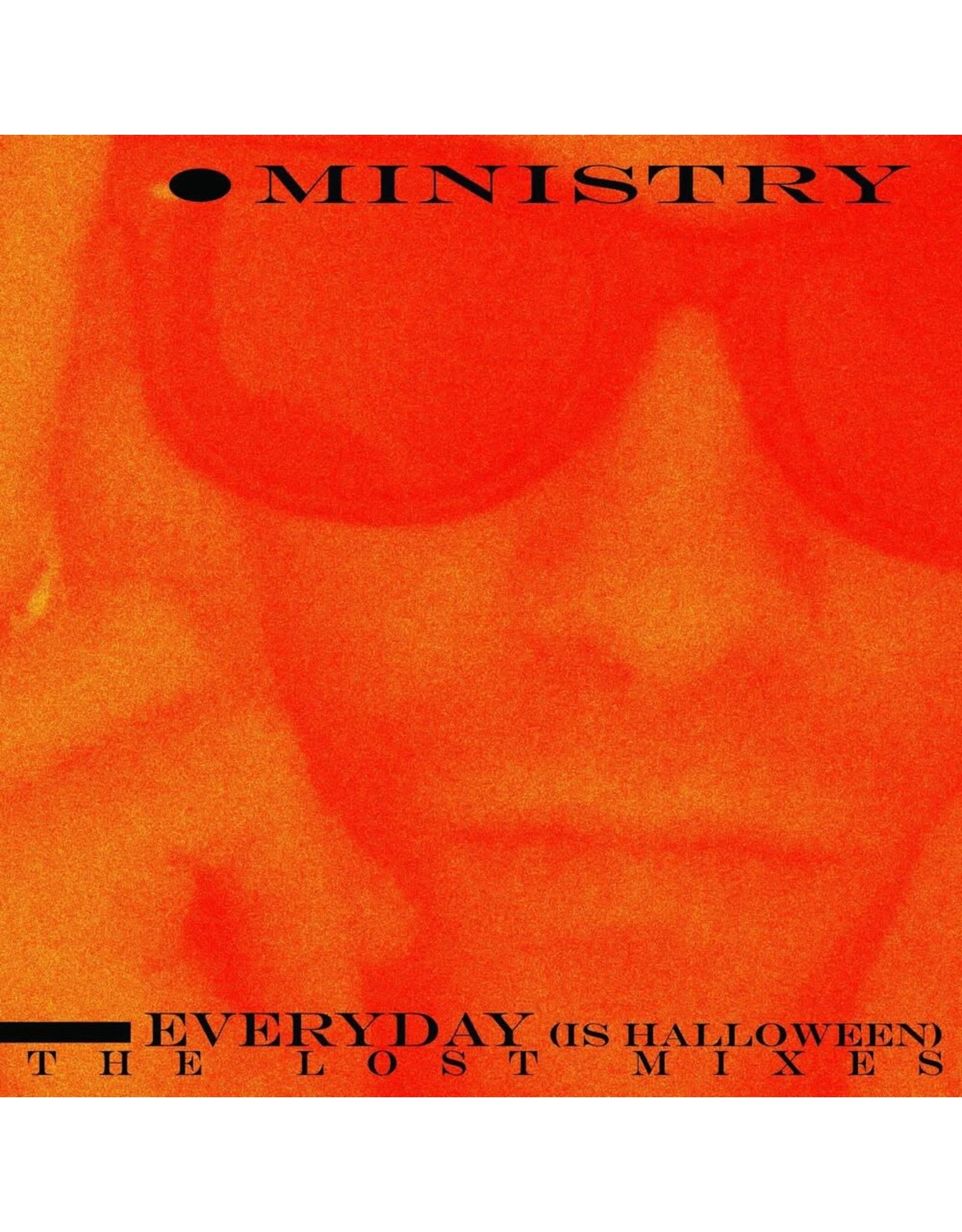 Ministry - Everyday (Is Halloween): The Lost Mixes (Orange Vinyl) LP