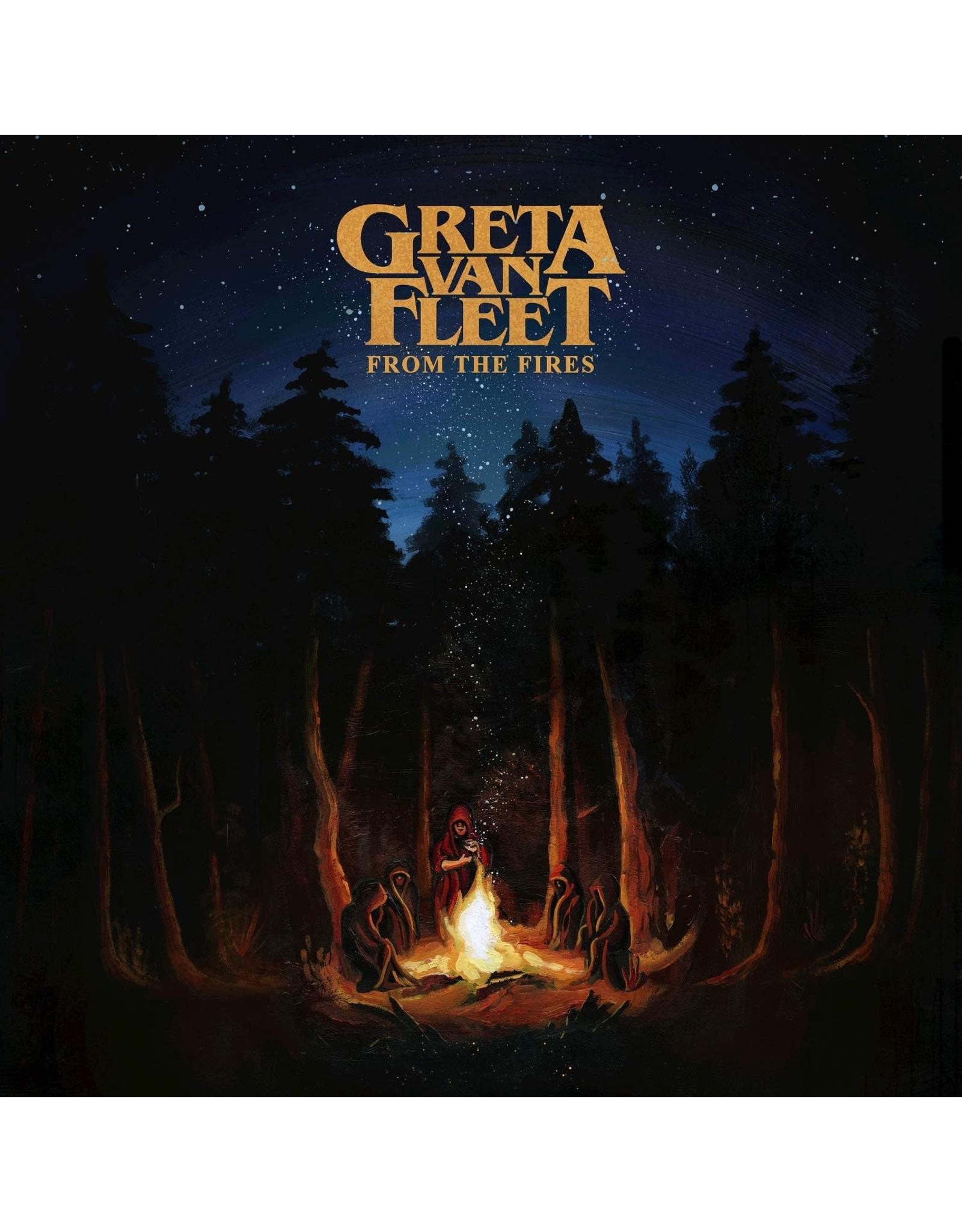Greta Van Fleet - From the Fires LP