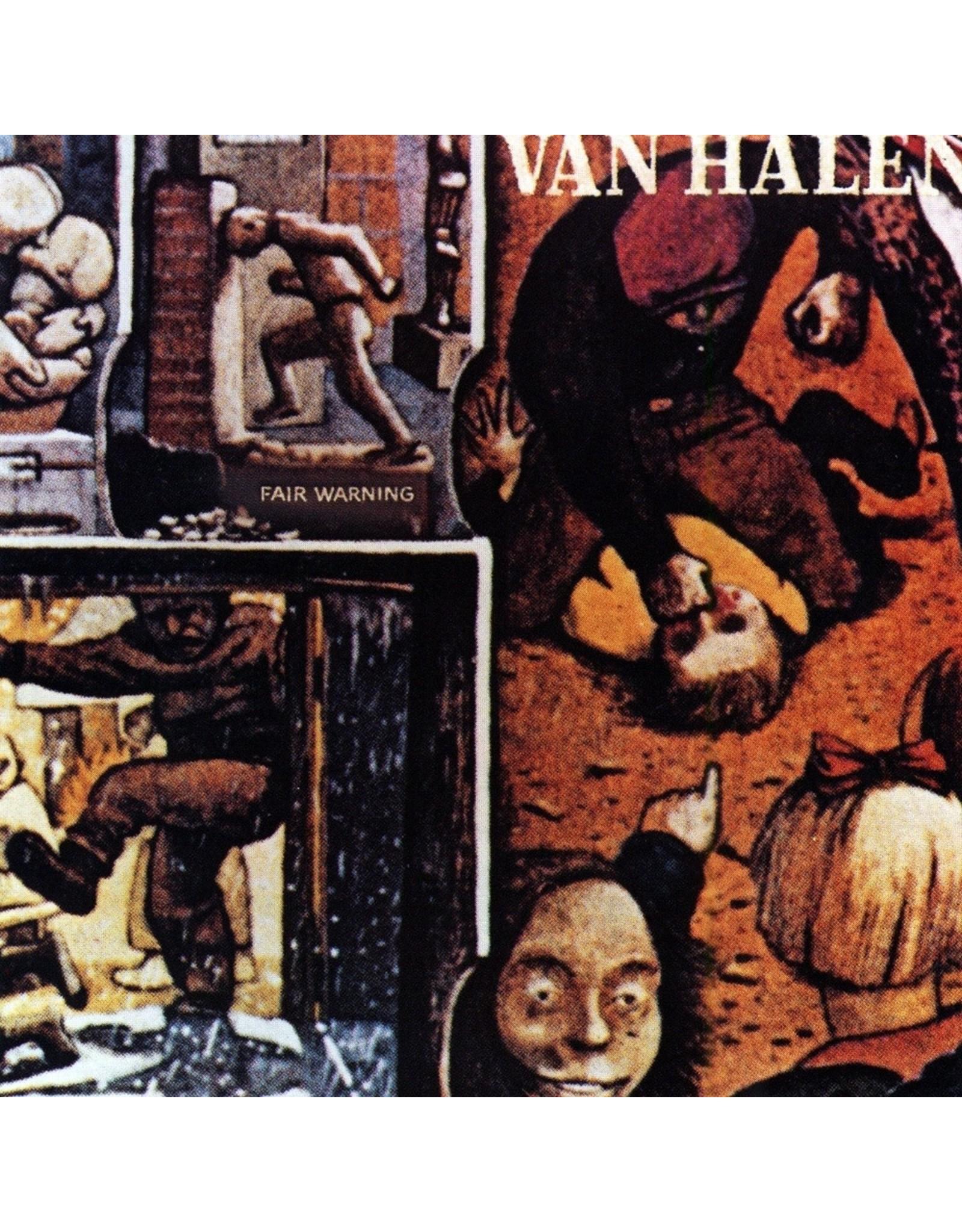 Van Halen - Fair Warning LP