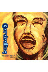 Cordcalling - When I Scream CD Maxi-Single