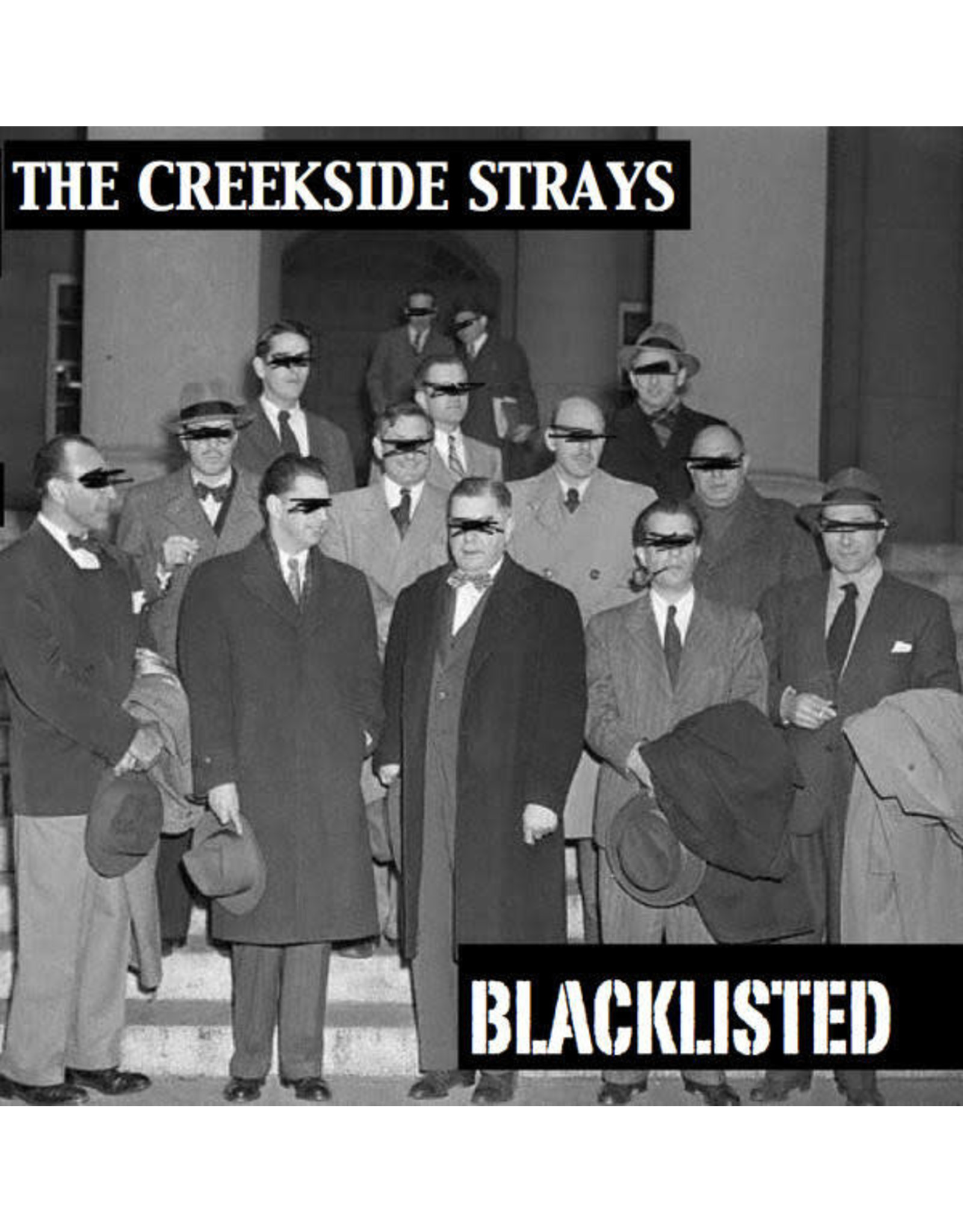Creekside Strays, The - Blacklisted CD