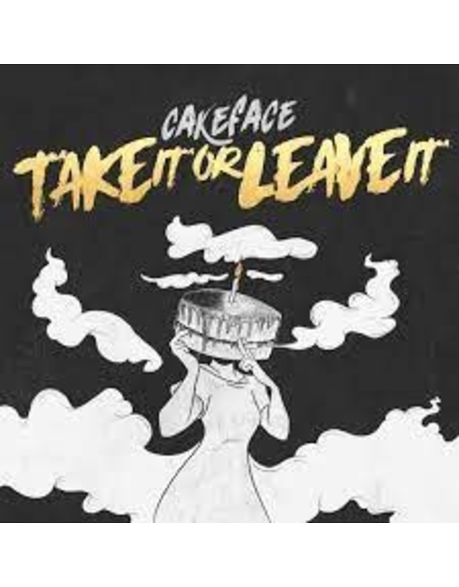 Cakeface - Take It Or Leave It CD