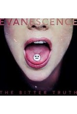 Evanescence - Bitter Truth LP (Indie Exclusive Clear Vinyl)