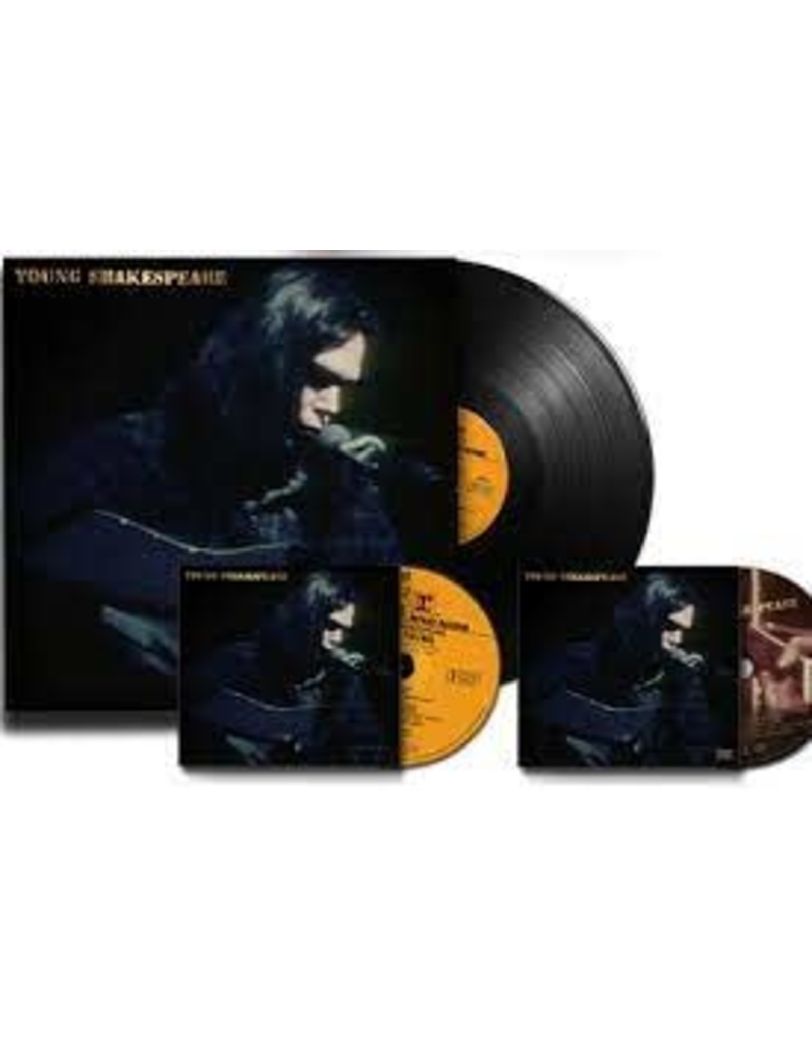 Young, Neil - Young Shakespeare (DLX Edition ) LP CD DVD