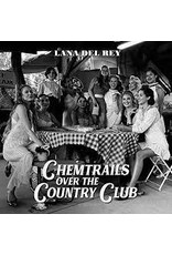Del Rey, Lana - Chemtrails Over the Country Club LP