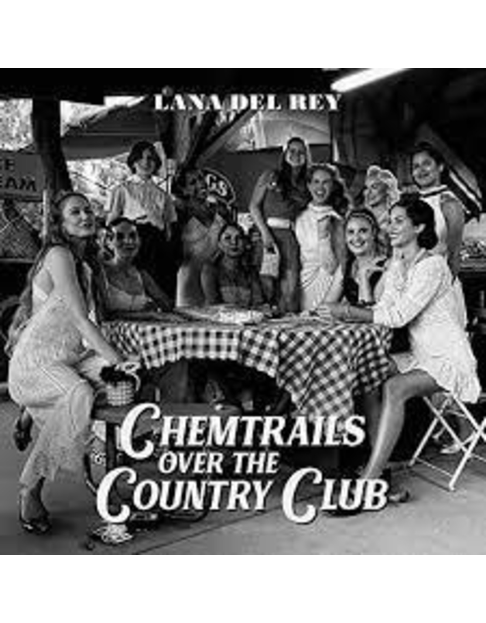 Del Rey, Lana - Chemtrails Over The Country Club CD