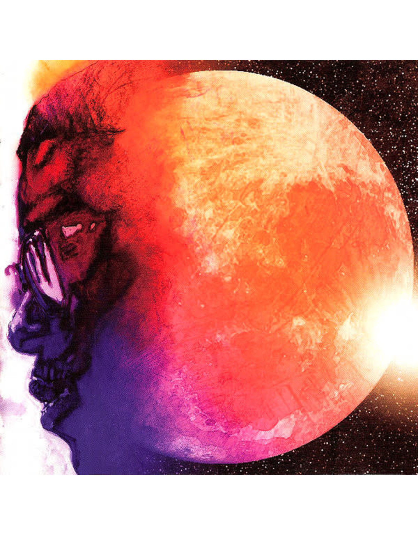 Kid Cudi - Man on the Moon: The End of Day 2LP