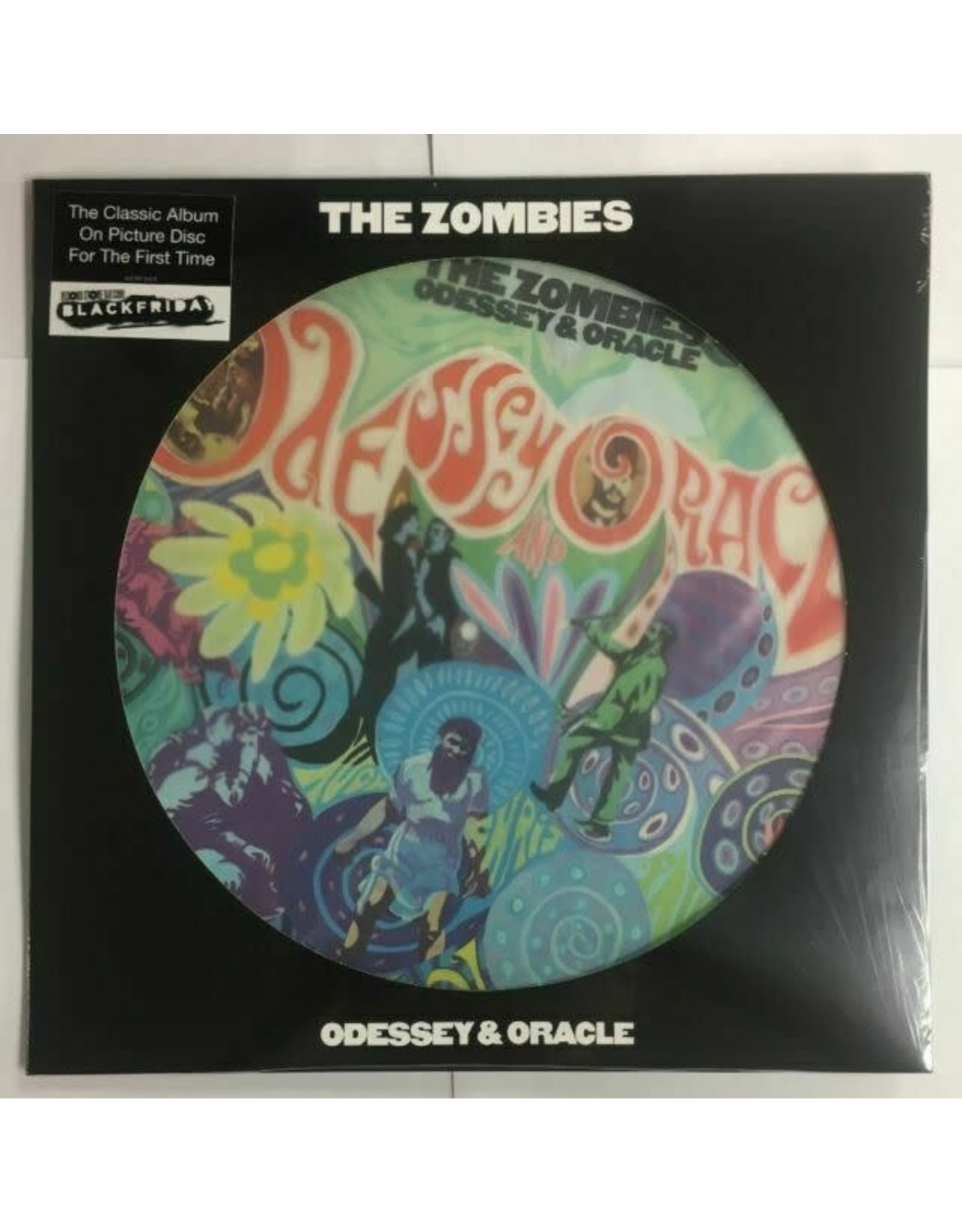 Zombies - Odessey & Oracle 2018 RSD Picture Disc