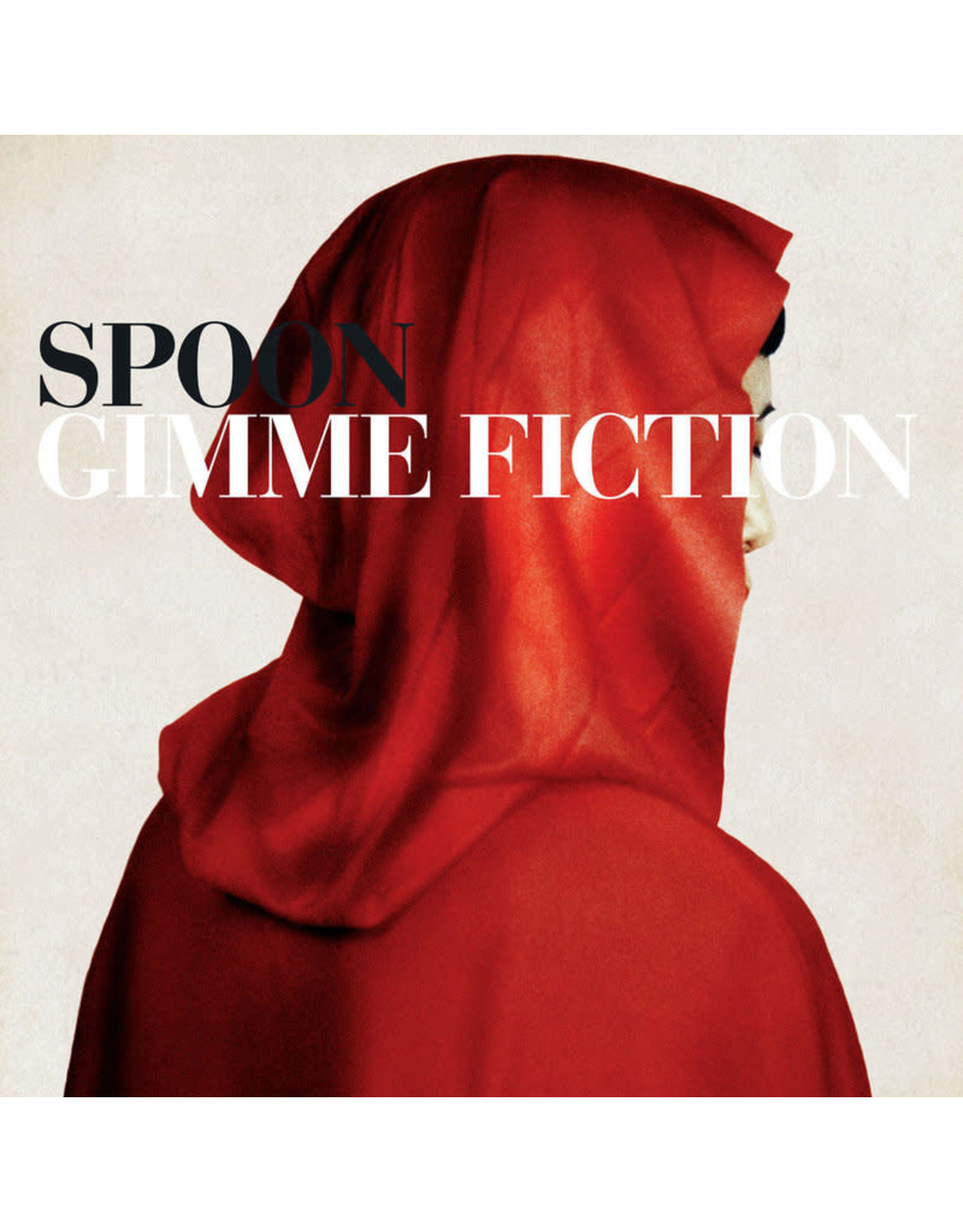 Spoon - Gimme Fiction (red/white indie shop LP)