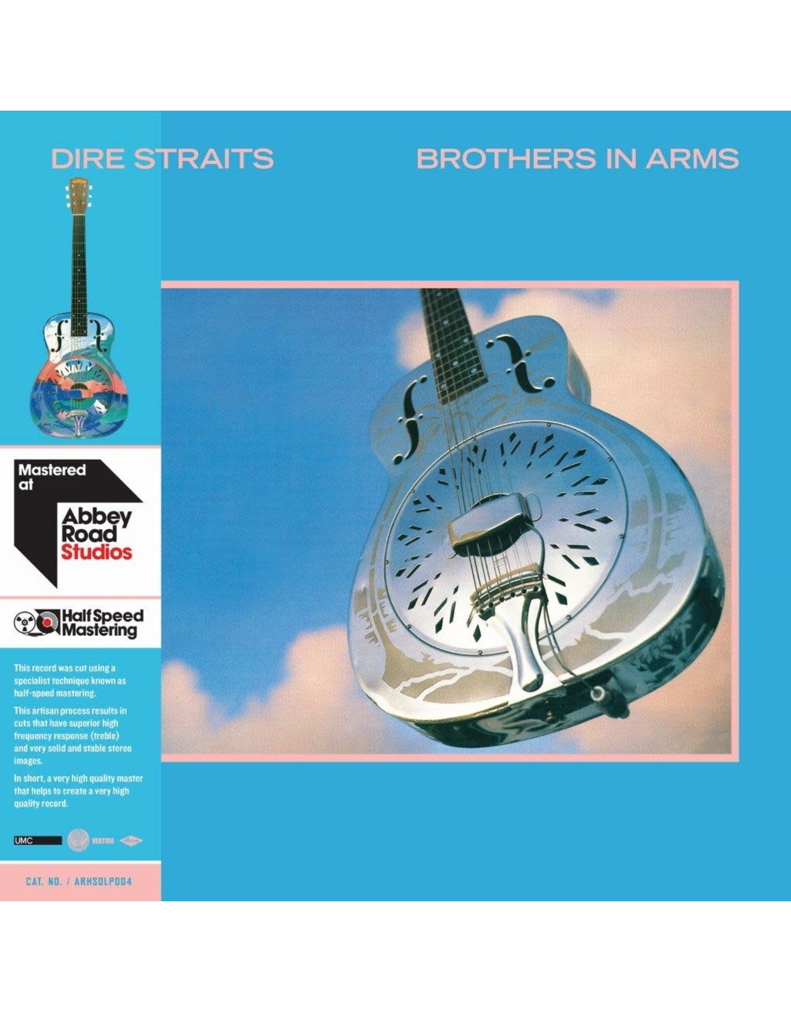 Dire Straits - Brothers In Arms LP (Half-Speed Master)