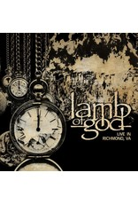 Lamb of God - Live In Richmond, VA LP