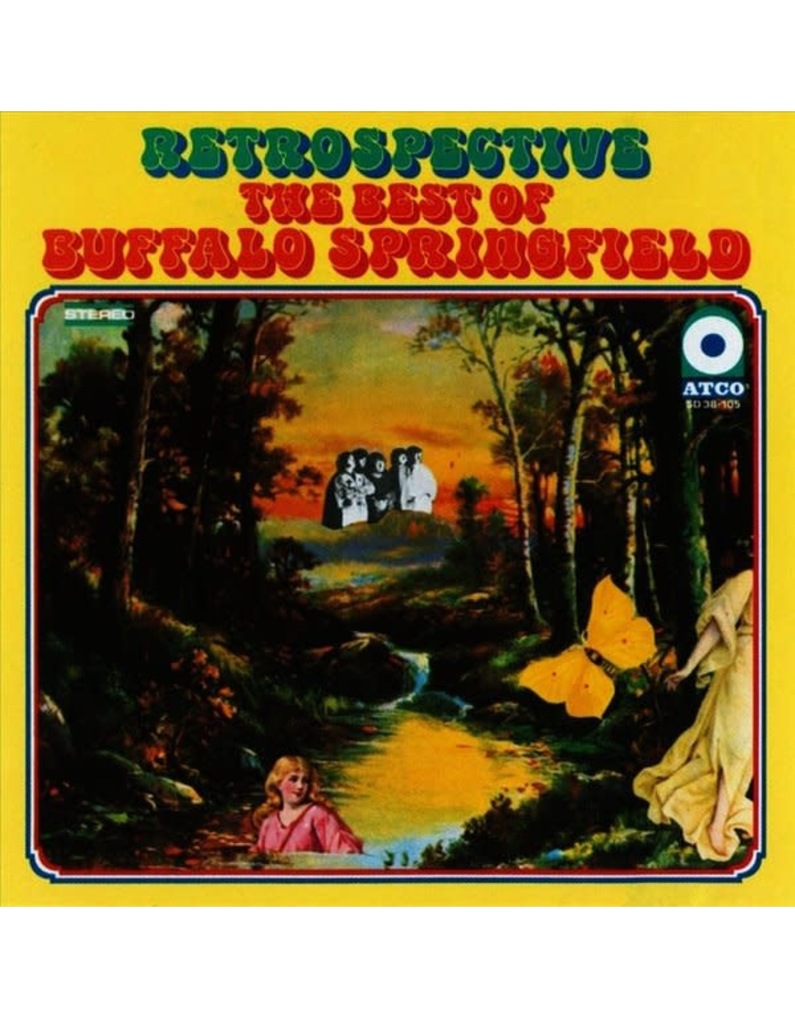 Buffalo Springfield - Retrospective: The Best Of Buffalo Springfield LP