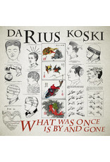 Koski, Darius (Swingin' Utters) - What Was Once Is By And Gone LP