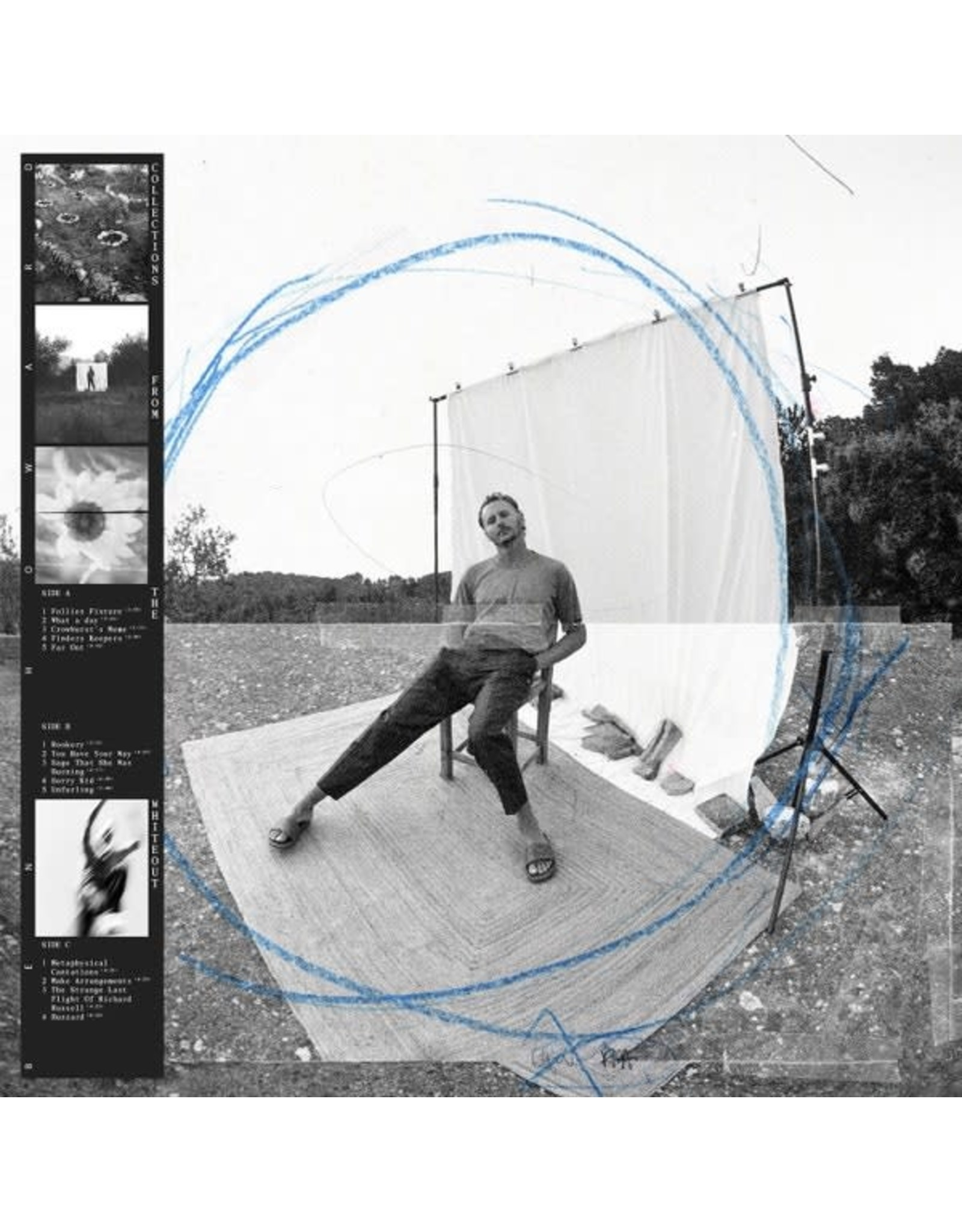 Howard, Ben - Collections From The Whiteout LP (Limited Edition Transparent Vinyl)