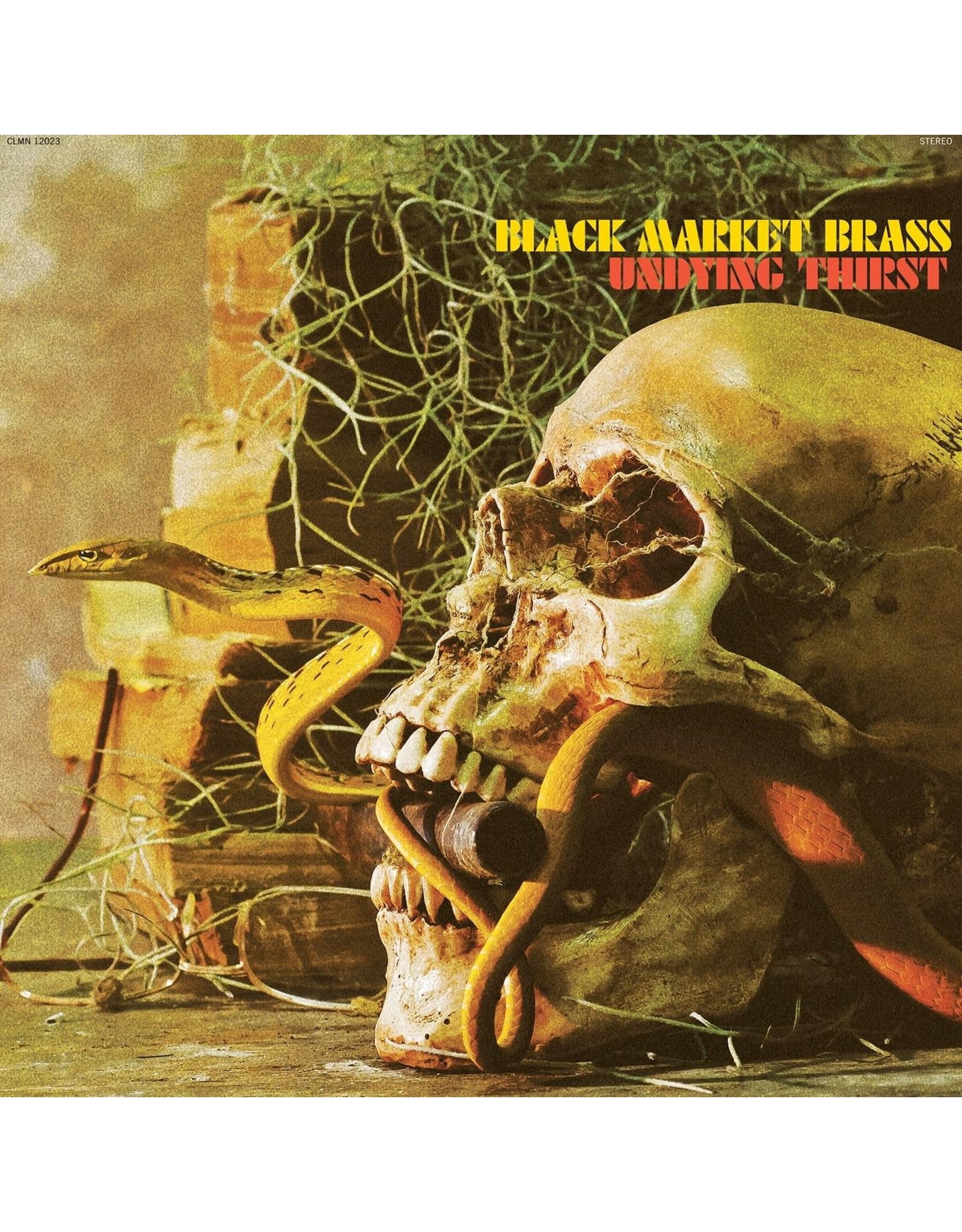 Black Market Brass - Undying Thirst LP
