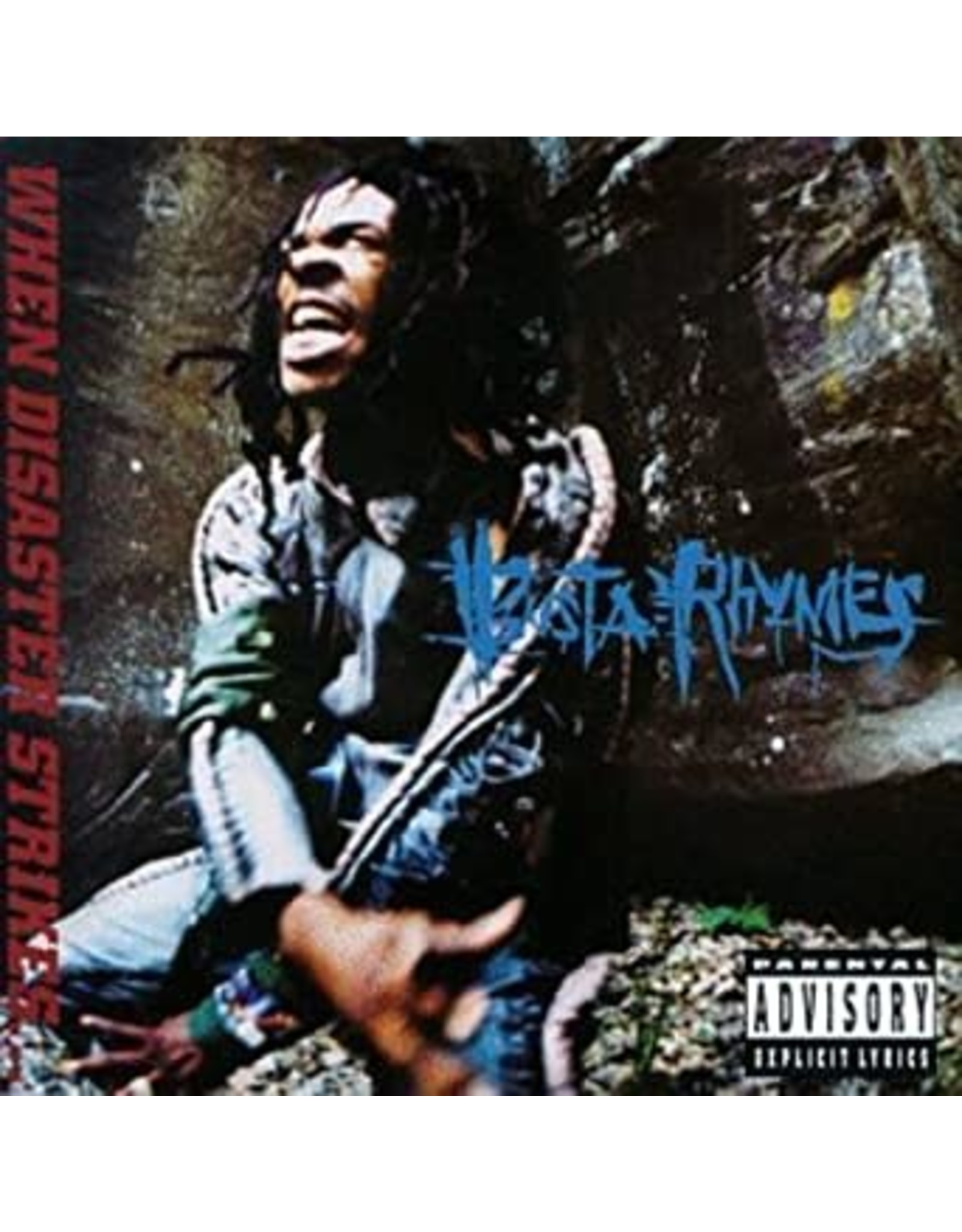 Busta Rhymes - When Disaster Strikes LP