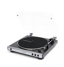 Audio-Technica ATLP60X Turntable (silver)