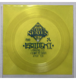 Gripski - Street Series Vol. 2 yellow flexi 7""