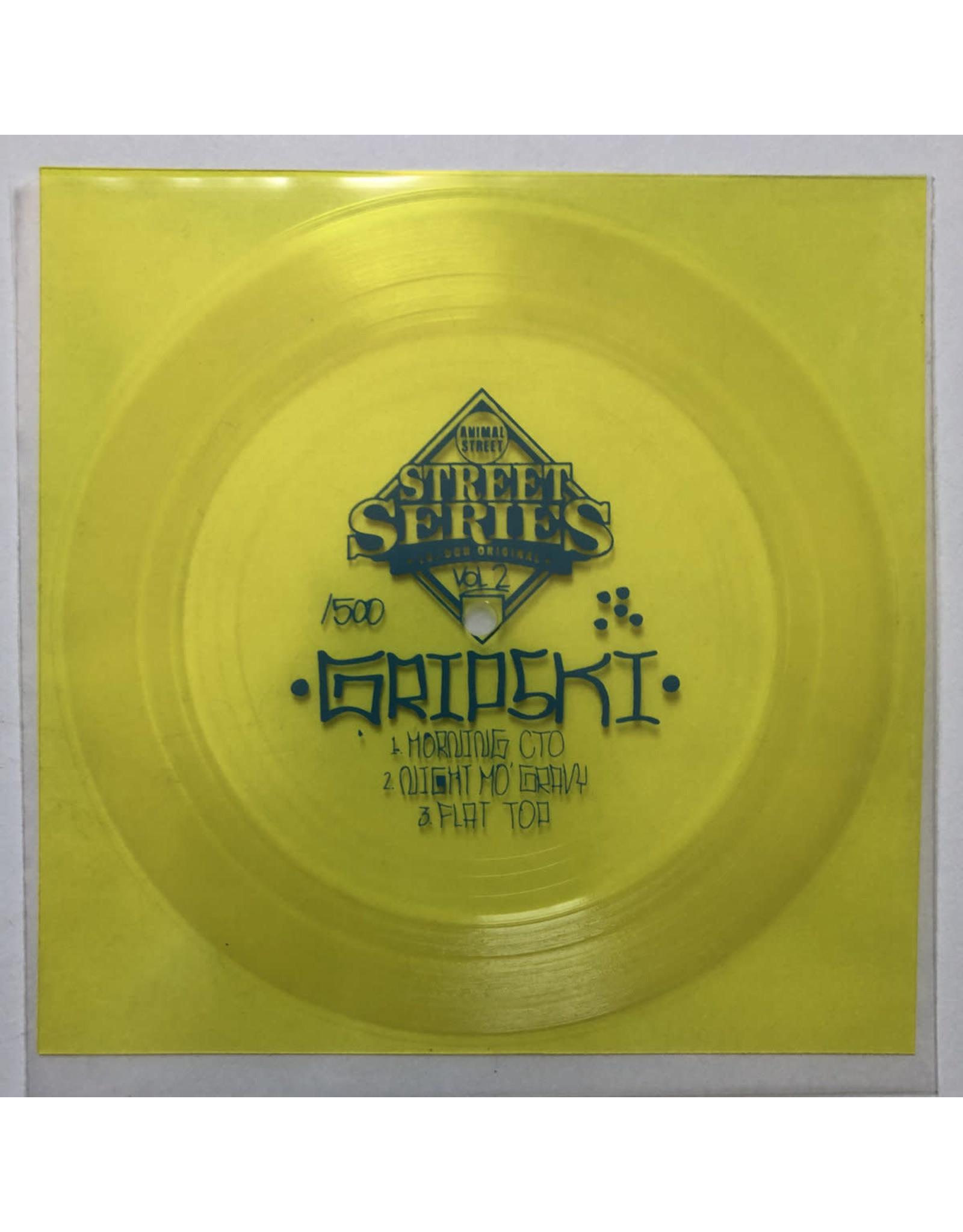 """Gripski - Street Series Vol. 2 yellow flexi 7"""""""