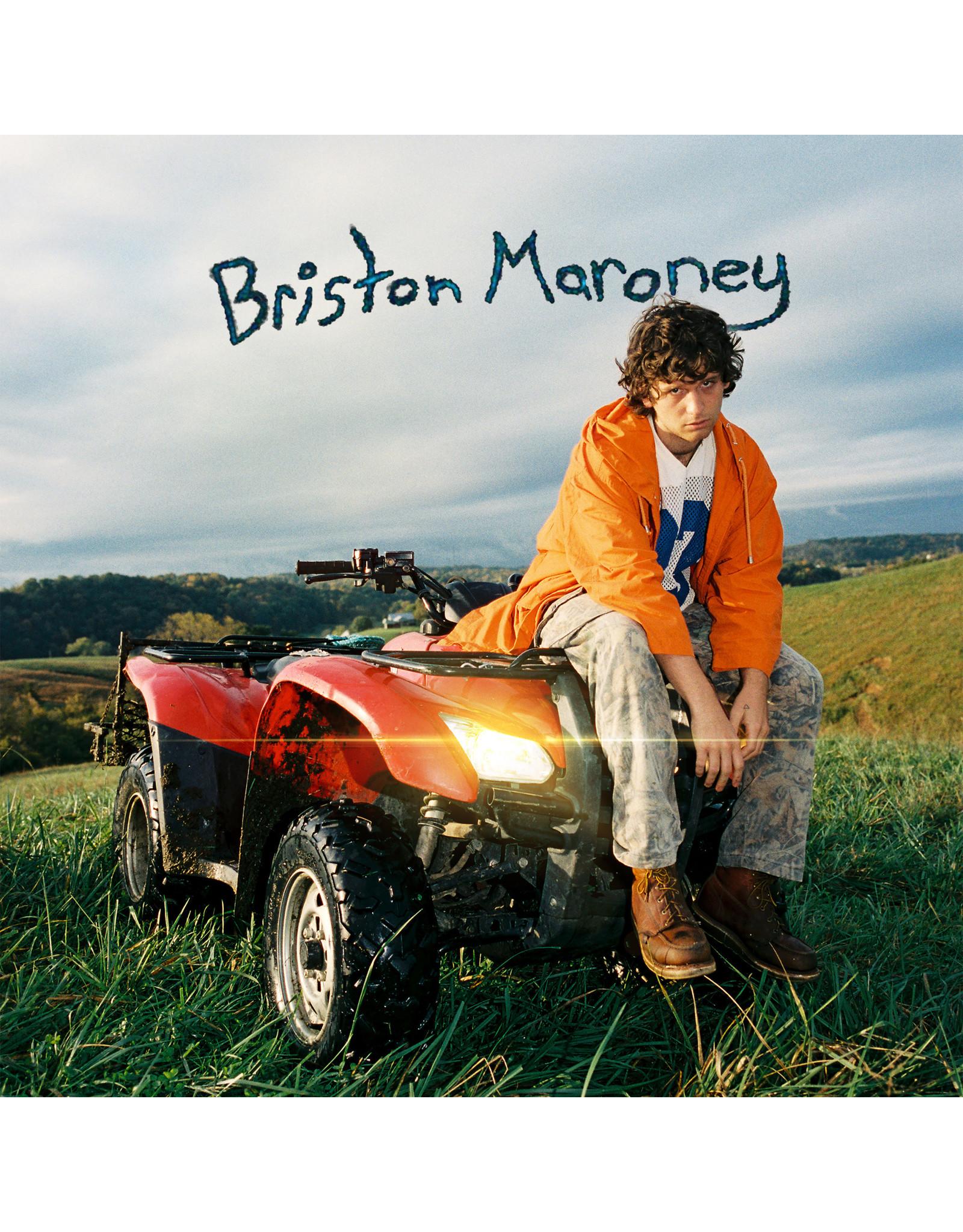 Maroney, Briston - Sunflower LP (Limited Edition Blue Vinyl)