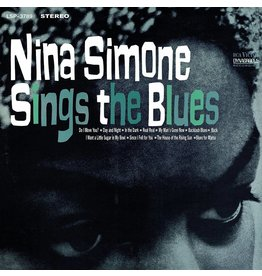 Simone, Nina - Sings the Blues LP