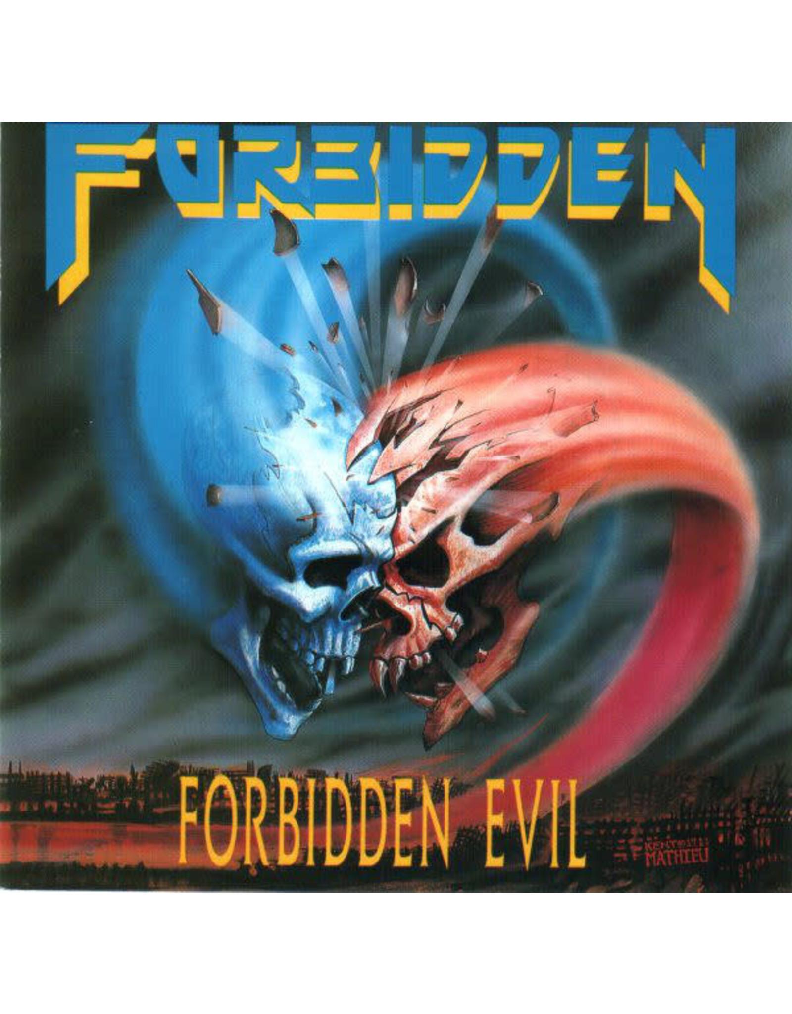 Forbidden - Forbidden Evil LP (Limited Edition Black Vinyl)