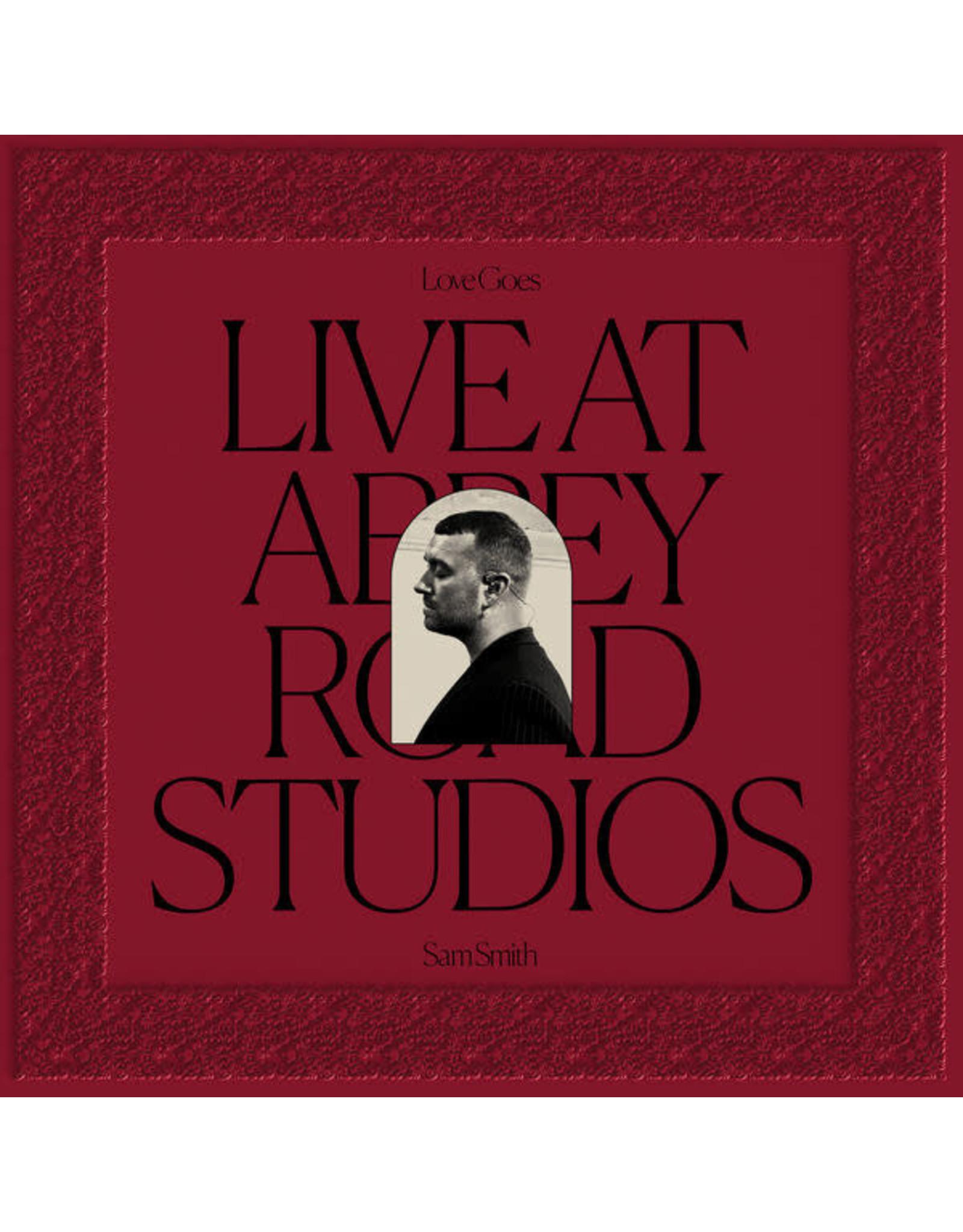 Smith, Sam - Live at Abbey Road Studios LP