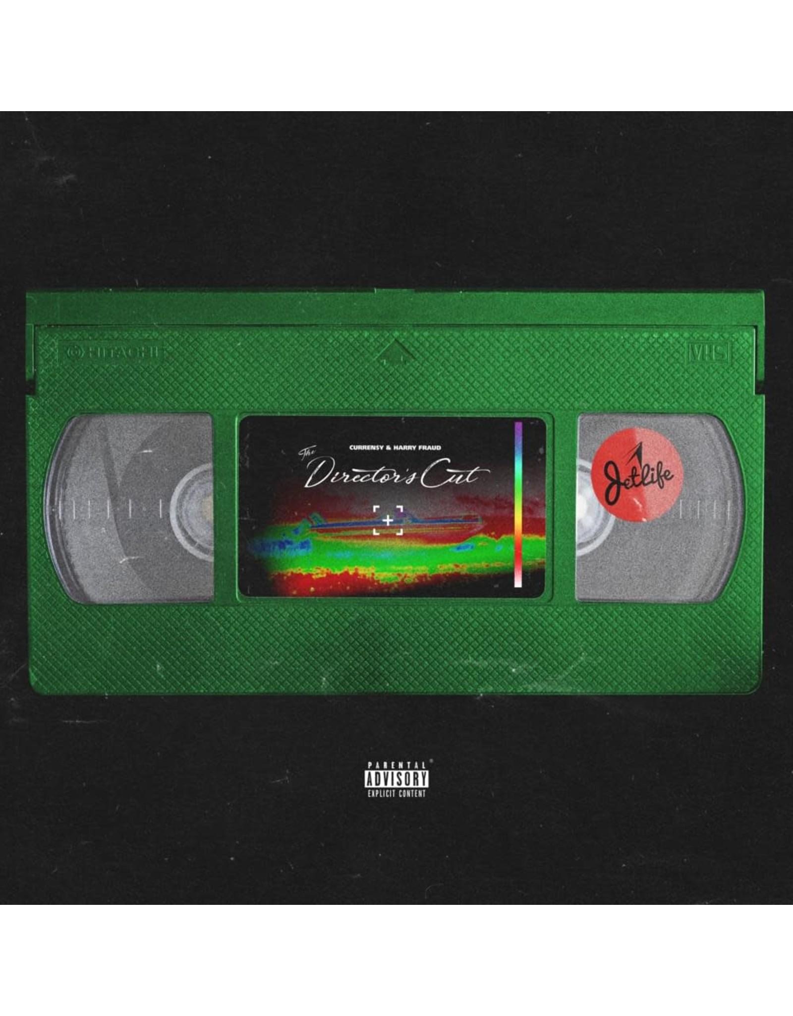 Curren$y & Harry Fraud - The Director's Cut LP