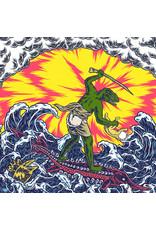 King Gizzard and the Lizard Wizard - Teenage Gizzard LP (Pink Splatter on Yellow Vinyl)