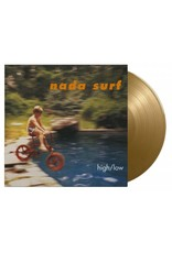 Nada Surf - high/low LP (Limited Gold Coloured Vinyl)