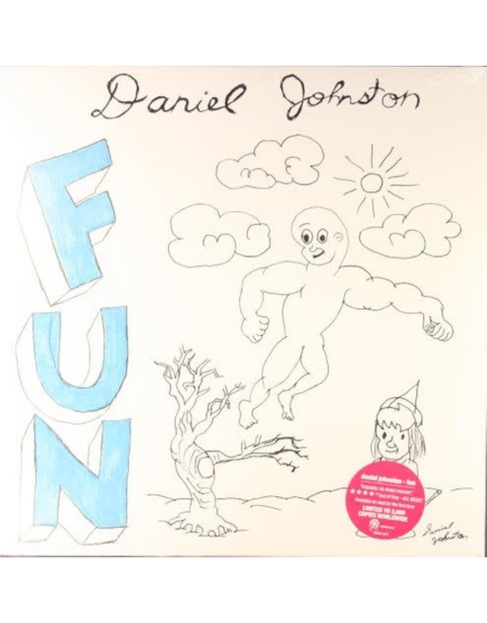 Johnston , Daniel - Fun LP (Magenta Coloured Vinyl Limited to 500)