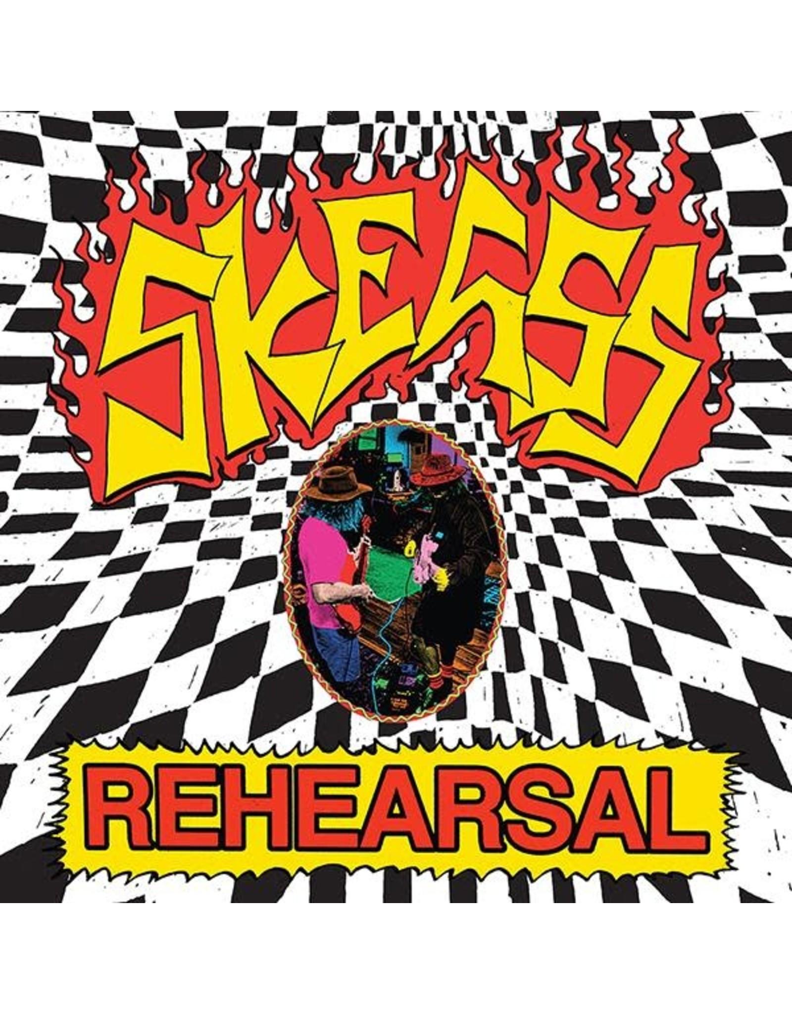 Skeggs - Rehearsal LP
