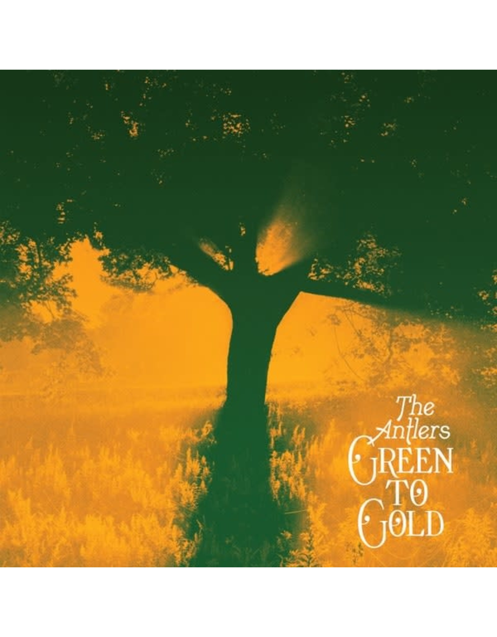 Antlers - Green To Gold CD