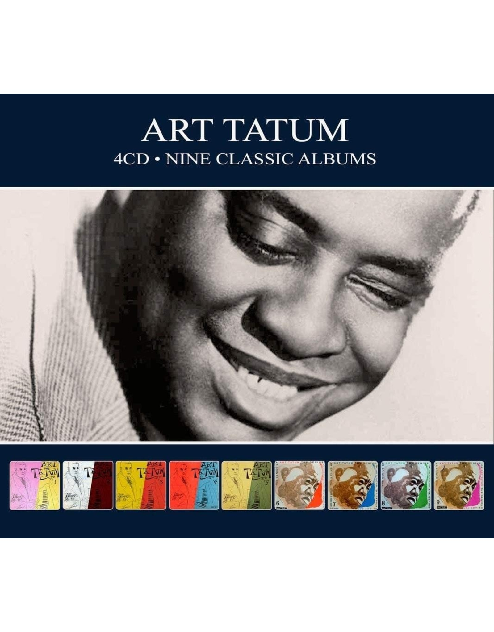 Tatum, Art - Nine Classic Albums 4CD