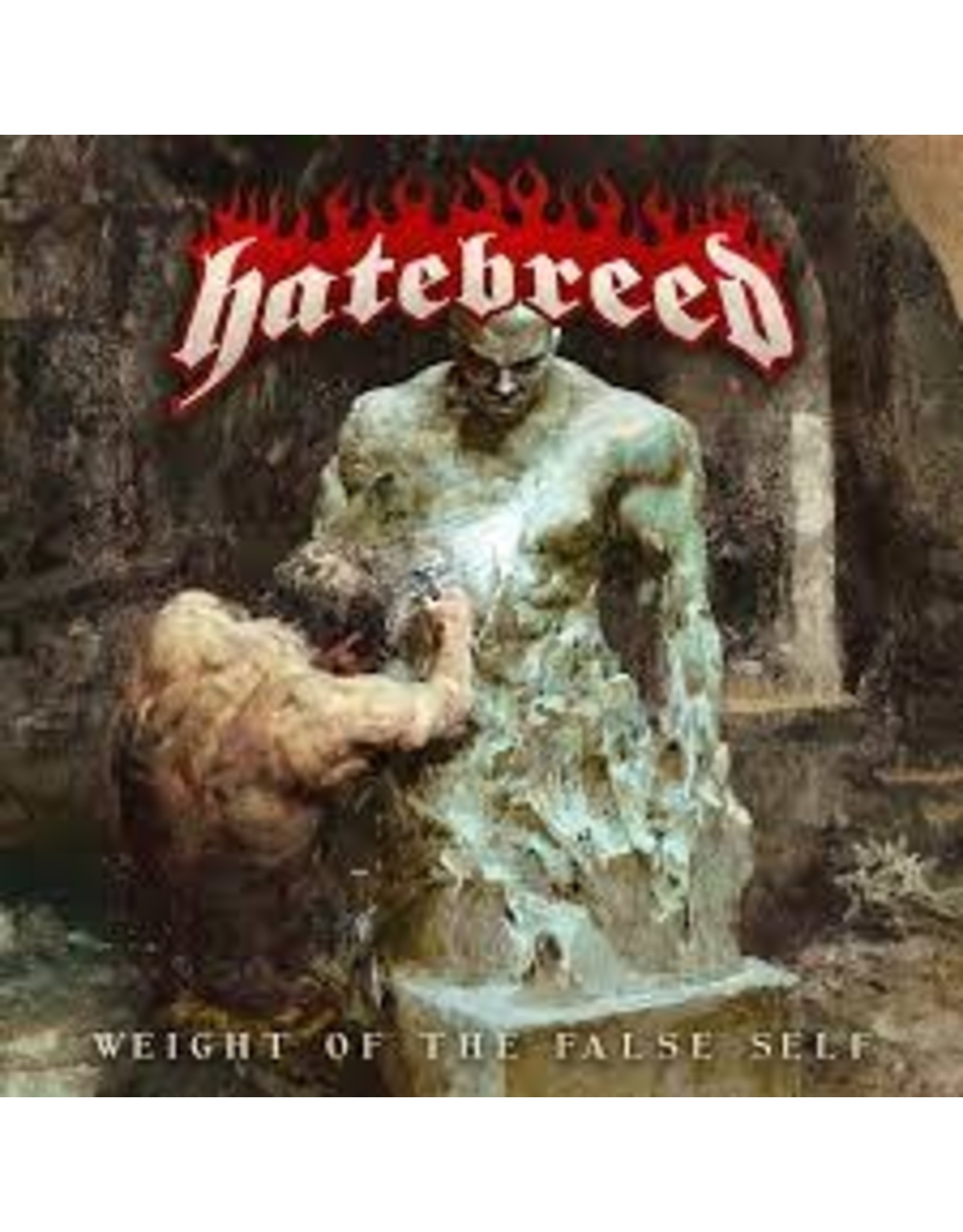 Hatebreed - Weight Of the False Self LP