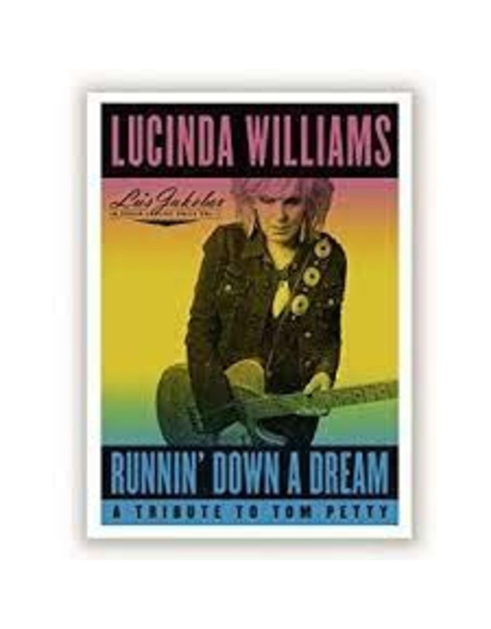 Williams, Lucinda - Runnin Down A Dream CD