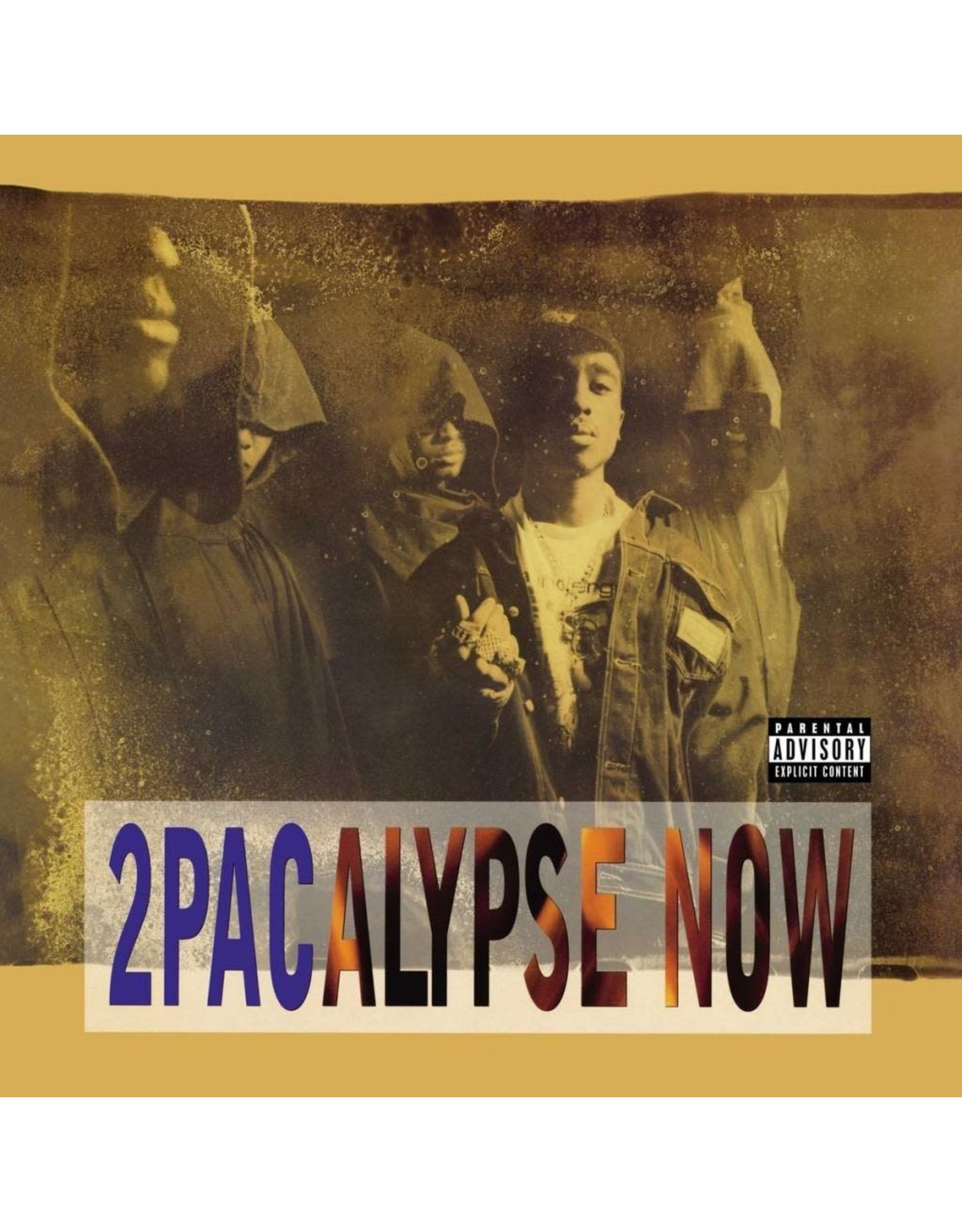 2Pac - 2pacalypse Now LP