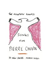Mountain Goats - Songs For Pierre Chuvin LP