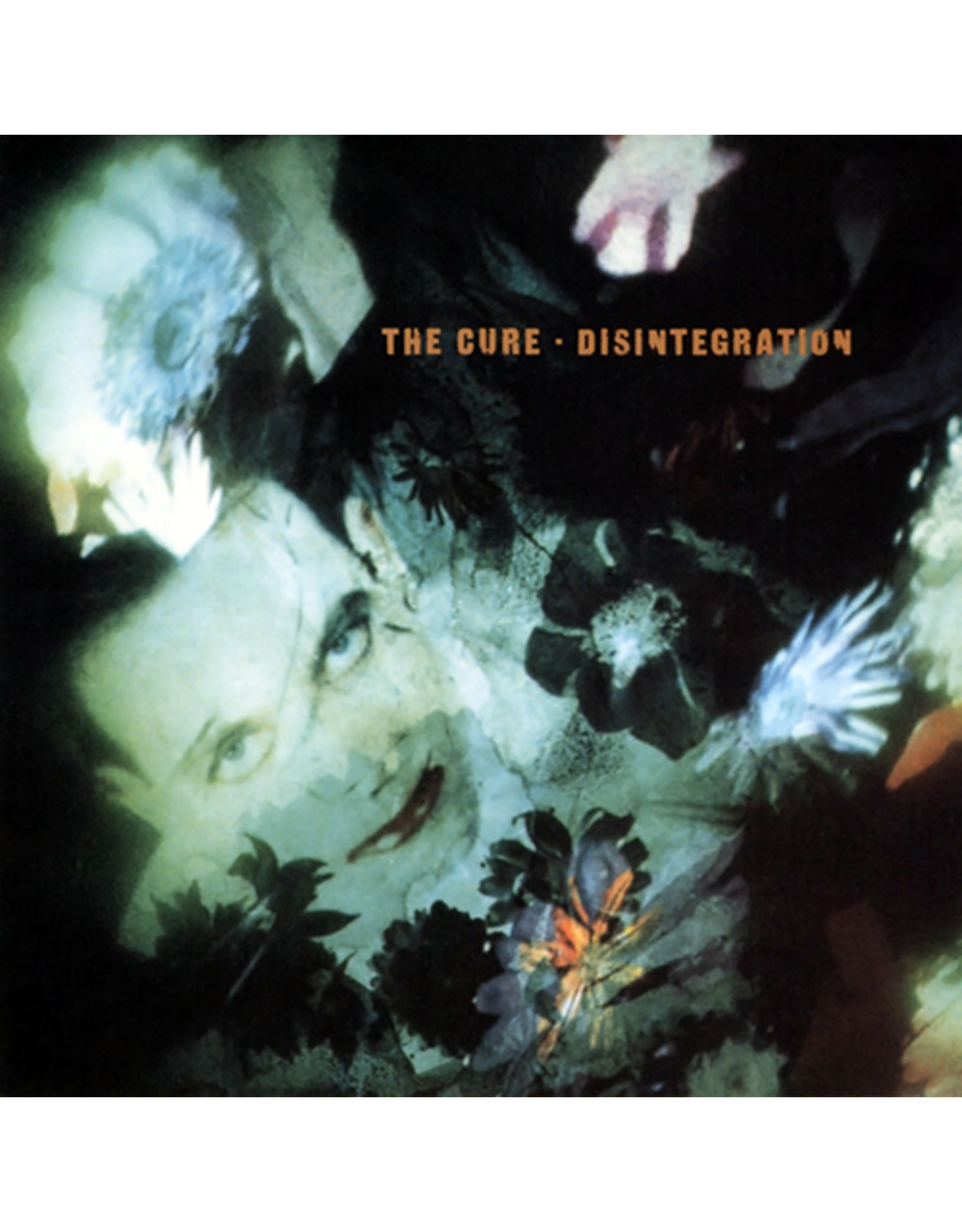 Cure - Disintegration LP
