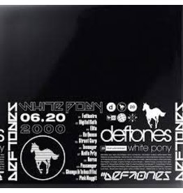 Deftones - White Pony 20th Anniversary Set LP