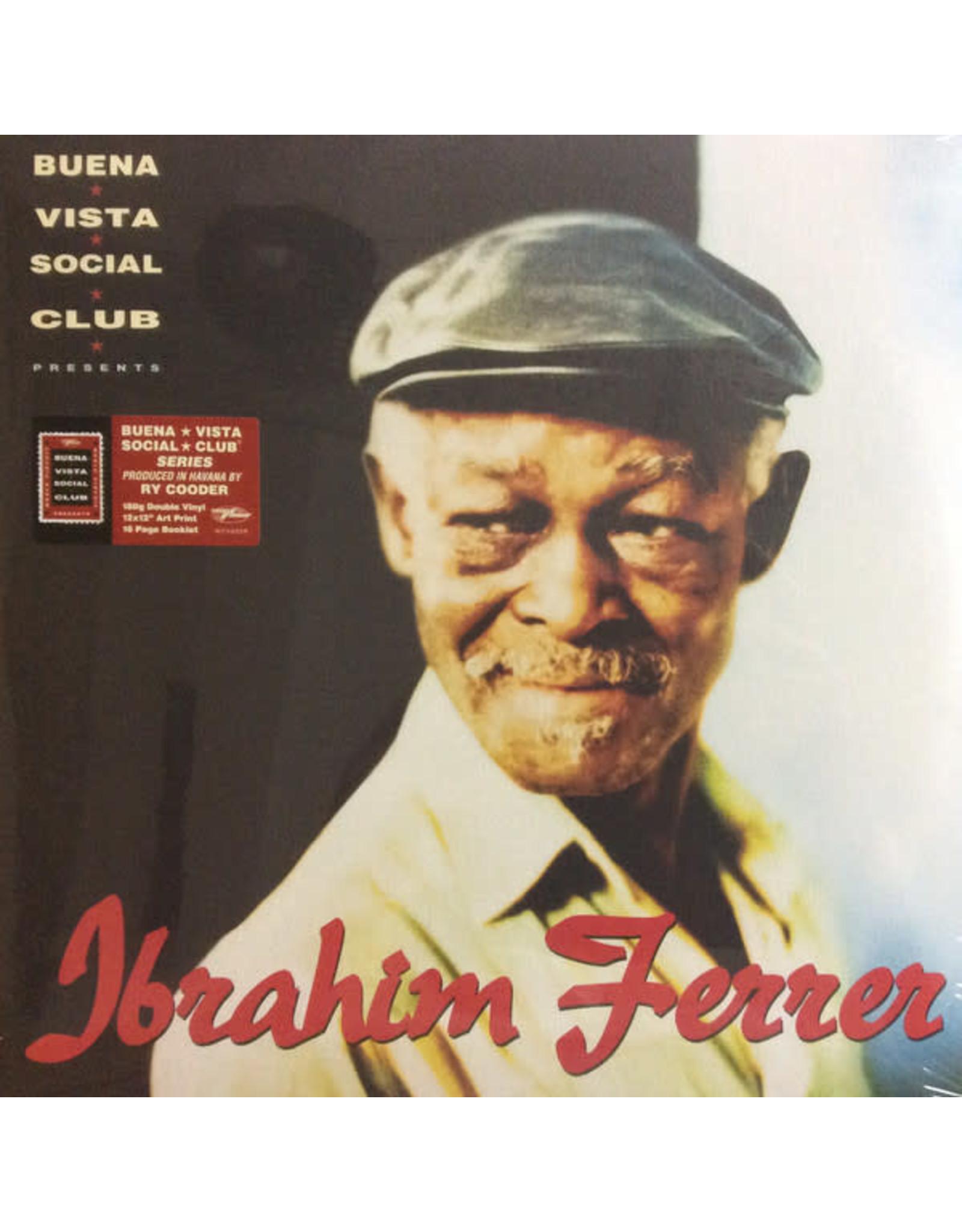 Ferrer, Ibrahim - Buena Vista Social Club Presents Ibrahim Ferrer LP