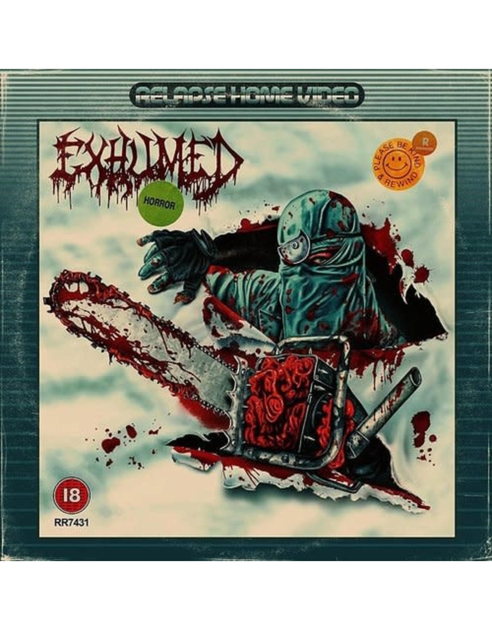 Exhumed - Horror LP Ltd Splatter