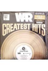 War - Greatest Hits LP (Ltd Gold Vinyl)