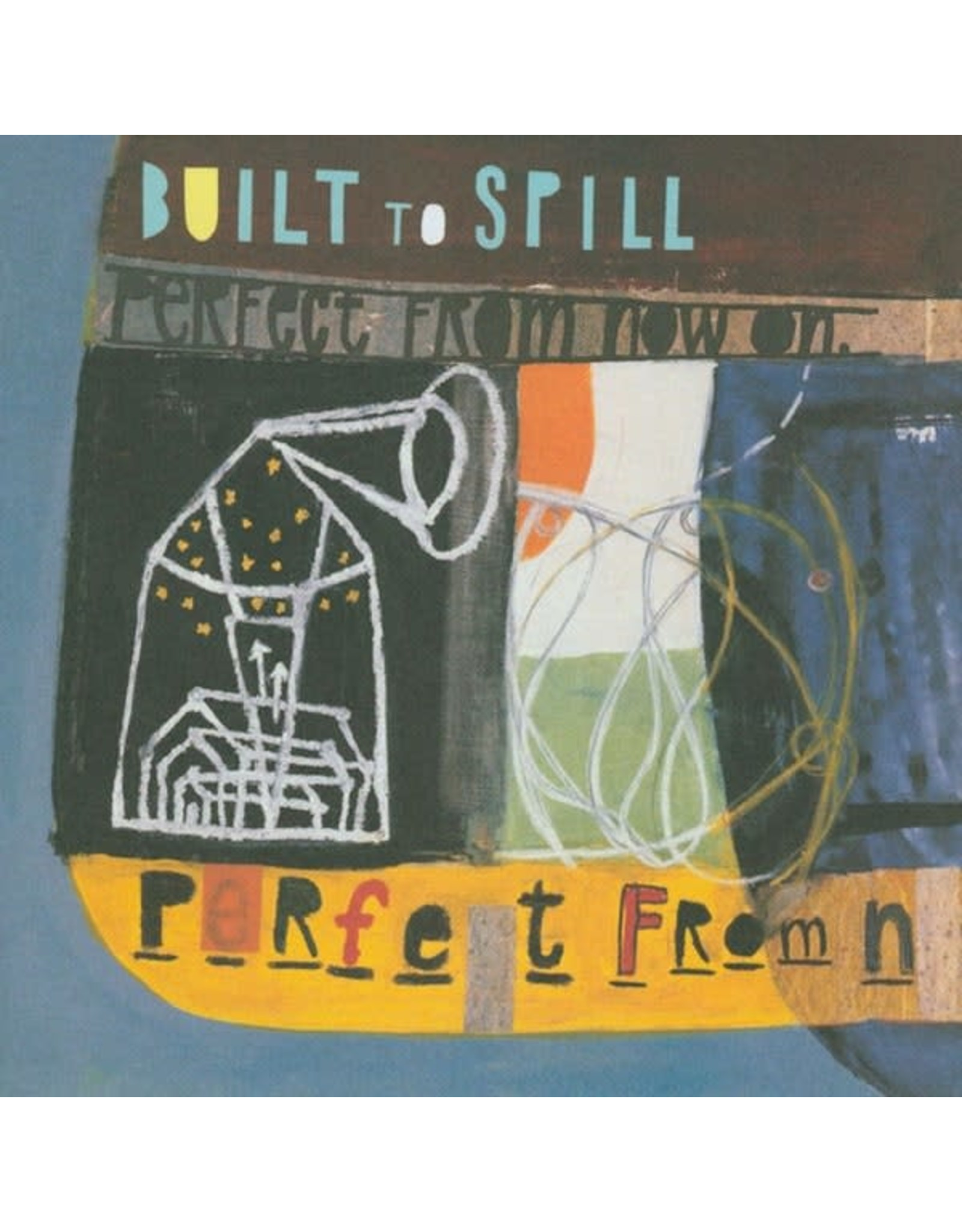 Built to Spill - Perfect From Now On LP
