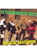 Ultramagnetic MCs - Critical Beatdown (expanded) (2LP-180g/yellow vinyl)