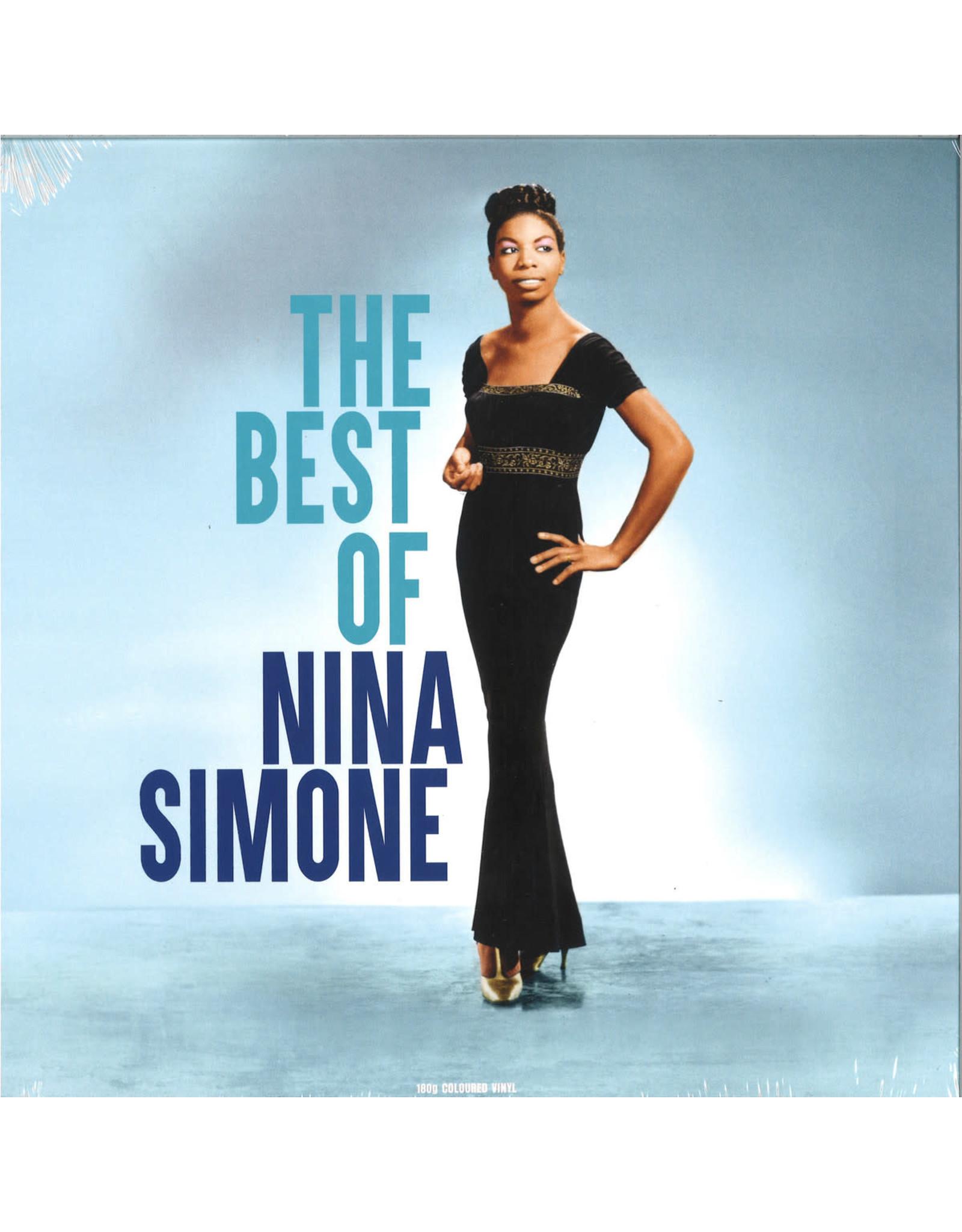 Simone, Nina - Best Of LP (180g-coloured vinyl)