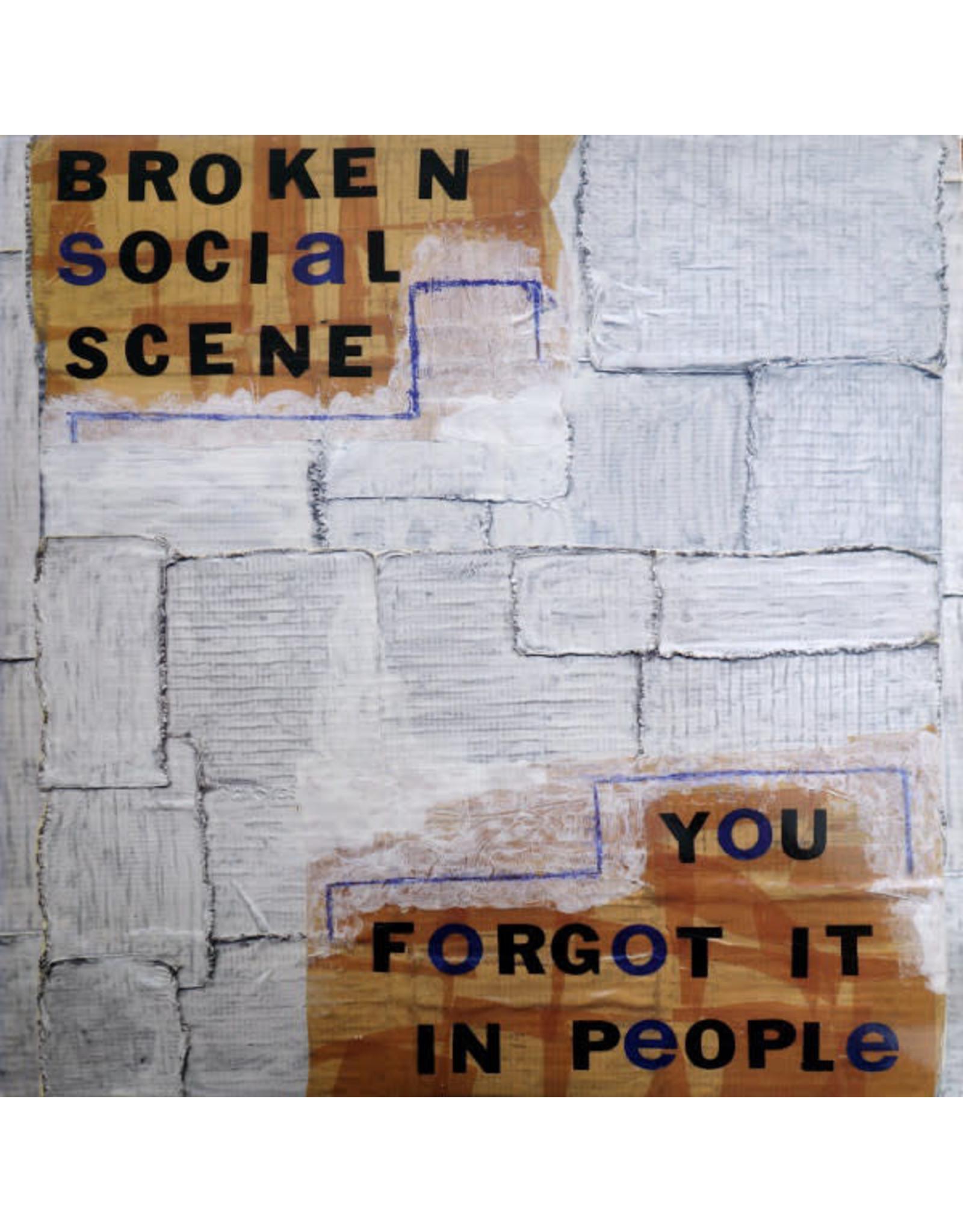 Broken Social Scene - You Forgot It In People LP