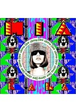 M.I.A. - Kala LP (Vinyl Me Please Neon Purple/Neon Green vinyl)