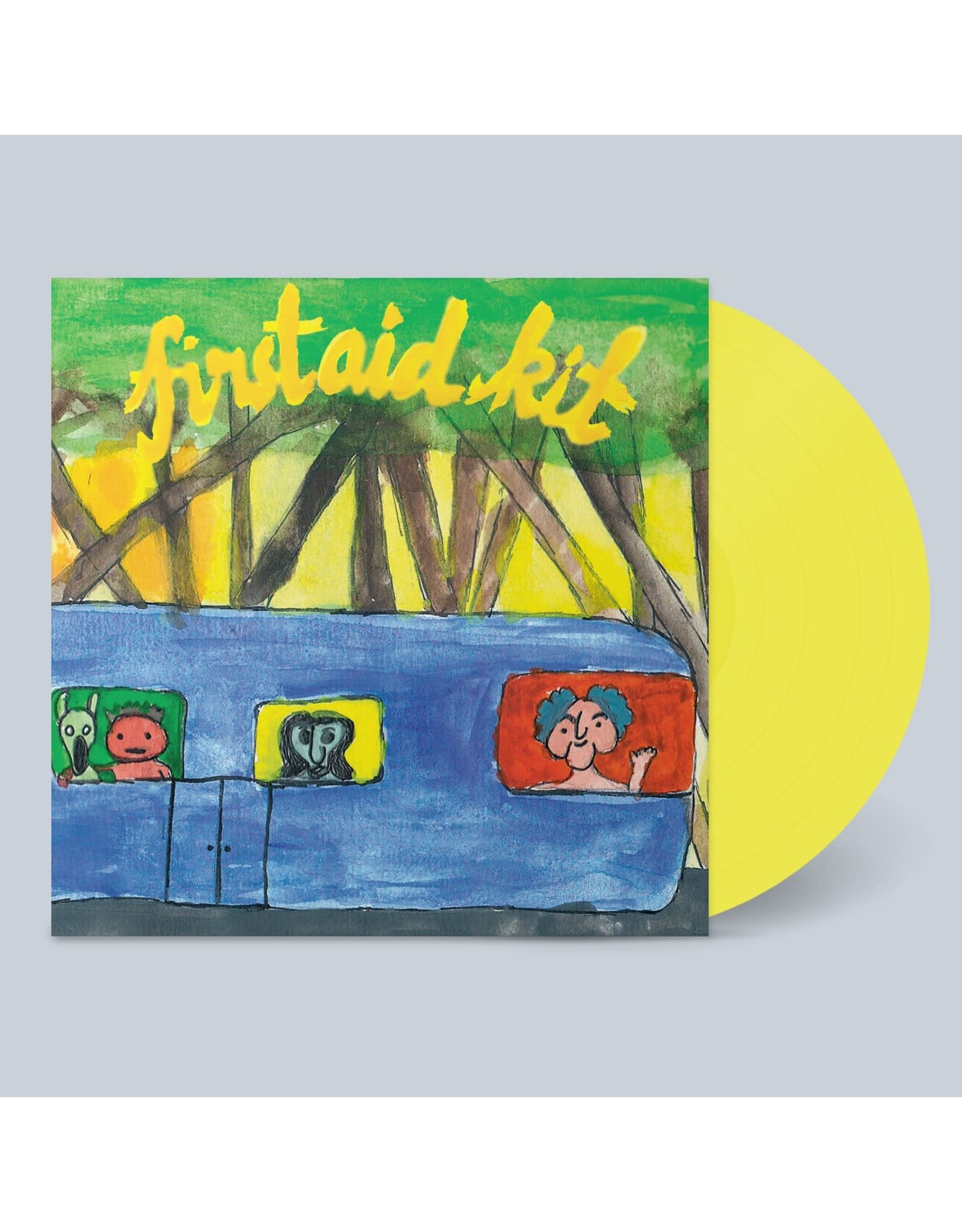 First Aid Kit - Drunken Trees LP (Limited Yellow Vinyl)
